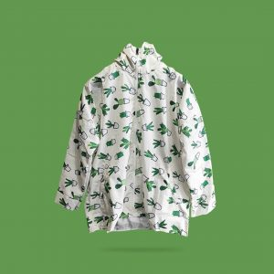 PKB x Cidco Bandung, Windbreaker Jacket Packable Naufal – 1